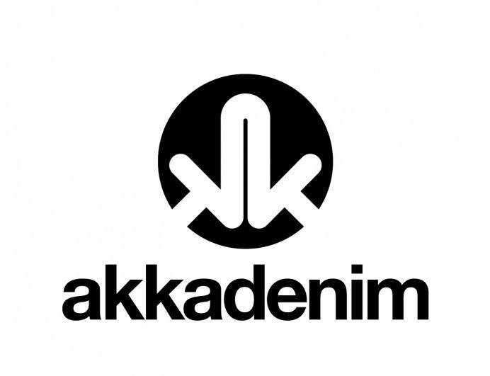 akkadenim font & logo