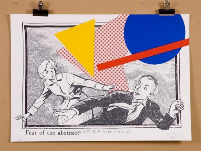 Fear of the abstract